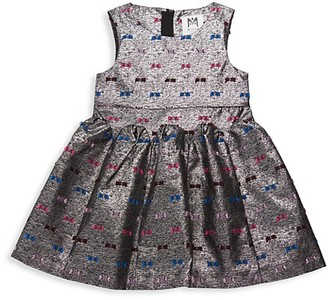 Milly Little Girl's Embroidered Dress