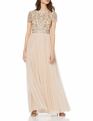 Frock and Frill Women's Chloe Embellished Maxi Dress Party