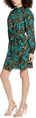 Vero Moda Liliana Floral Long Sleeve Dress