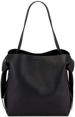 Acne Studios Musubi Midi Bag in Black | FWRD