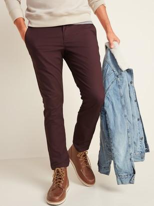 Old Navy Slim Built-In Flex Ultimate Tech Pants for Men