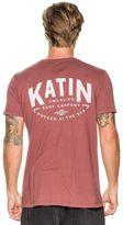 Katin Foundation Ss Tee