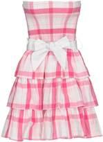 DUCK FARM Short dresses