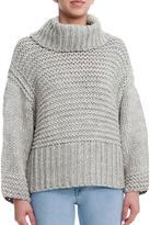 Lush Chunky Turtleneck Sweater