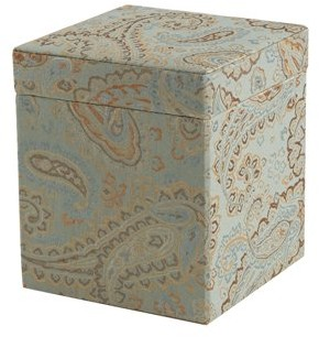 Jennifer Taylor Large Fabric Covered Storage/Gift Box