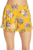 MinkPink Women's 'Spread Like Wildflowers' Cover-Up Shorts