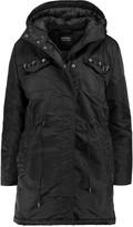 Markus Lupfer Embellished shell hooded coat