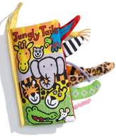 Jellycat 'Jungly Tails' Cloth Book