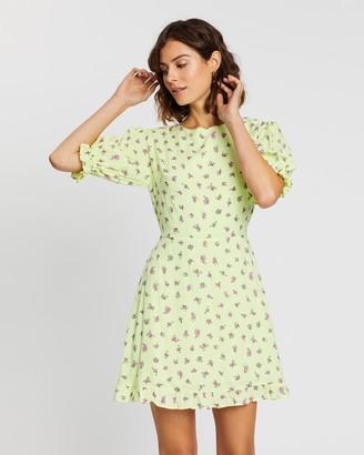 Faithfull The Brand Florence Mini Dress