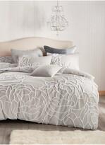 Peri Home Chenille Rose Comforter & Sham Set
