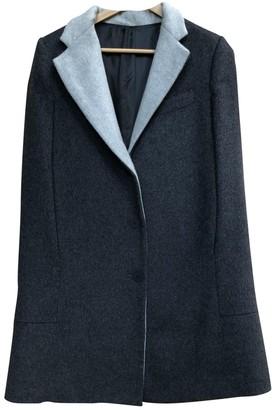 Richard Nicoll Grey Wool Coat for Women