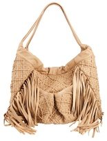 VANESSA BRUNO - Woven leather bag