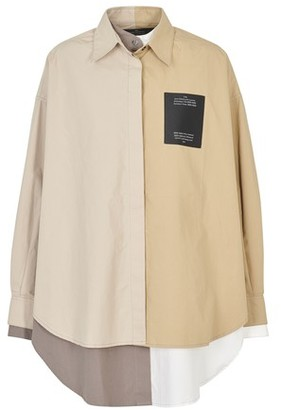 Rokh Double layer shirt