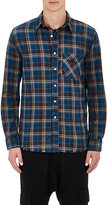 NSF Men's Plaid Axel Shirt