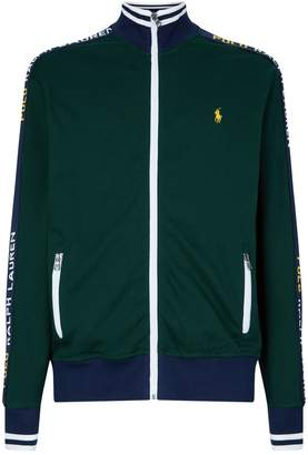 Polo Ralph Lauren Logo Zip-Up Jacket