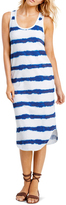 Seafolly Tie Dye Stripe Jersey Dress