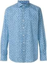 Orian floral print shirt