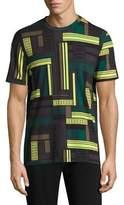 Versace Tetris Frame T-Shirt