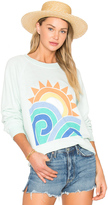 Wildfox Couture Sun and Surf Top
