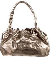 Kate Spade Leather Drawstring Shoulder Bag