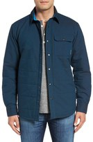 Mountain Hardwear 'Yuba Pass' Fleece Lined Quilted Shirt Jacket
