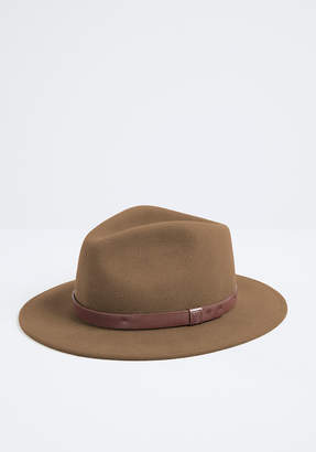 Brixton Out and About Wool Felt Fedora