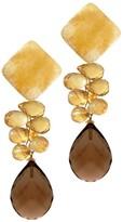 Annaflor The Joyful Drop Earrings Gold