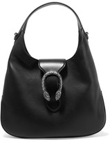 Gucci Dionysus Small Leather Tote - Black