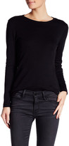 Joe Fresh Long Sleeve Crew Neck Tee