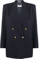 Valentino Pre Owned 1980s double-breasted jacket