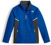 The North Face Boys' Apex Bionic Colorblock Jacket, Cobalt, Size XXS-XL