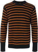 Barena striped ribbed jumper