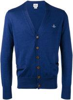 Vivienne Westwood Man - V-neck cardigan - men - Cotton - L