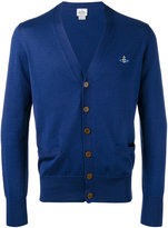 Vivienne Westwood Man - V-neck cardigan - men - Cotton - S