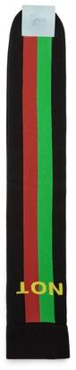 Gucci Striped Long Socks