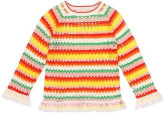 Stella McCartney Crochet sweater