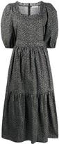 Sandy Liang Seeds floral-print cotton dress