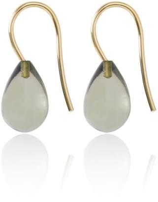 Mcfarlane Fine Jewellery Prasiolite Earrings Medium