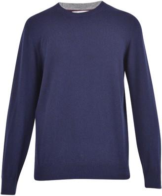 Brunello Cucinelli Crewneck Knitted Sweater