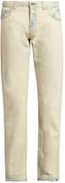 Gucci Slim-fit bleached jeans