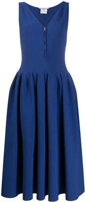 Stella McCartney Zip-Front Dress