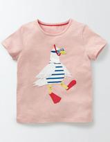 Boden Vacation Appliqué T-shirt