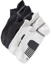 Old Navy Go-Dry No-Show Running Socks for Men
