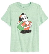 JEM Mickey Mouse Santa Suit Graphic T-Shirt (Toddler Boys & Little Boys)