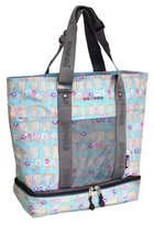 J World JWorld Elaine Tote Bag with Insulated Lunch Compartment - Urban