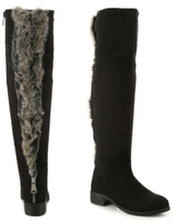 Luichiny Out Spoken Over The Knee Boot