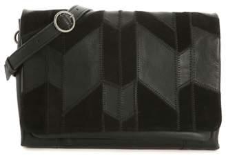 Lucky Brand Axil Leather Crossbody Bag