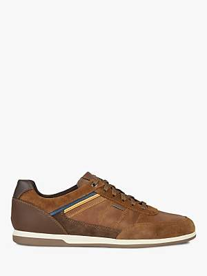 Geox Renan Suede Trainers
