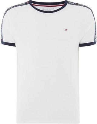 Tommy Bodywear Crew Neck Plain Nightewear Tshirt