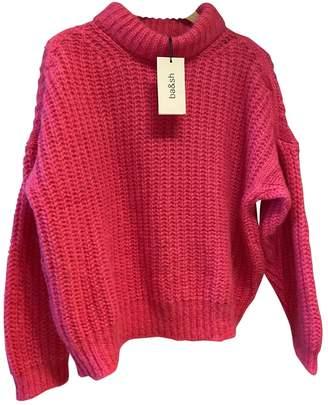 BA&SH Bash Fall Winter 2019 Pink Wool Knitwear